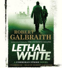 Lethal White av Robert Galbraith (Lydbok-CD)