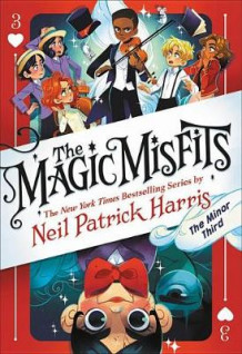 The Magic Misfits: The Minor Third av Neil Patrick Harris (Lydbok-CD)