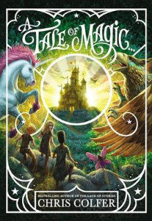 A Tale of Magic... av Chris Colfer (Lydbok-CD)