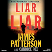 Liar Liar av Candice Fox og James Patterson (Lydbok-CD)