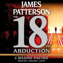 The 18th Abduction av James Patterson og Maxine Paetro (Lydbok-CD)
