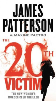 The 20th Victim av James Patterson og Maxine Paetro (Lydbok-CD)