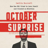 Omslag - October Surprise