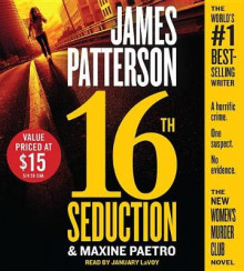 16th Seduction av James Patterson og Maxine Paetro (Lydbok-CD)