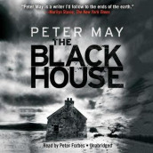 The Blackhouse Lib/E av Peter May (Lydbok-CD)