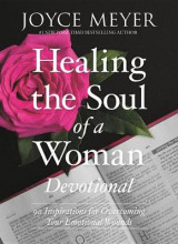 Omslag - Healing the Soul of a Woman Devotional