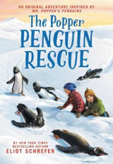 Omslag - The Popper Penguin Rescue