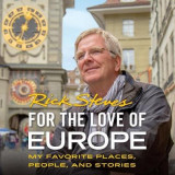 Omslag - For the Love of Europe