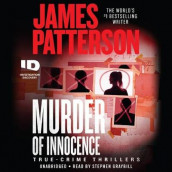Murder of Innocence av James Patterson (Lydbok-CD)