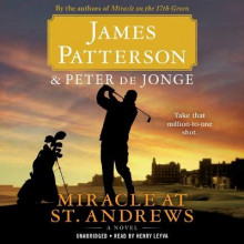 Miracle at St. Andrews av James Patterson (Lydbok-CD)