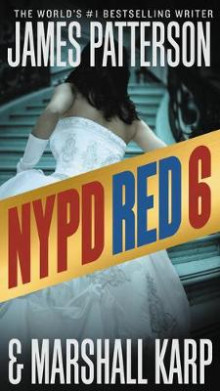 NYPD Red 6 av James Patterson og Marshall Karp (Lydbok-CD)