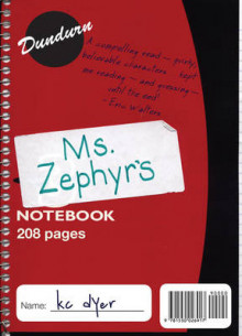 Ms. Zephyr's Notebook av K. C. Dyer (Heftet)