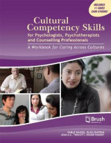 Omslag - Cultural Competency Skills for Psychologists, Psychotherapists, and Counselling Professionals