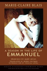 Omslag - A season in the life of Emmanuel