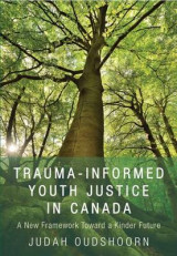 Omslag - Trauma-Informed Youth Justice in Canada