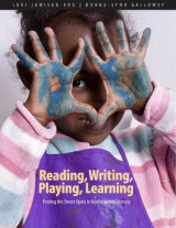 Omslag - Reading, Writing, Playing, Learning