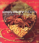 Omslag - Simply More Indian