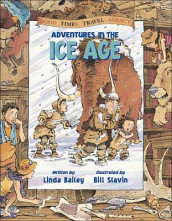 Adventures in the Ice Age av Linda Bailey (Innbundet)