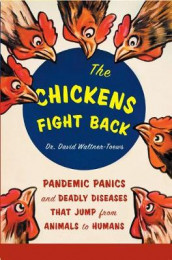 The Chickens Fight Back av David Waltner-Toews (Heftet)