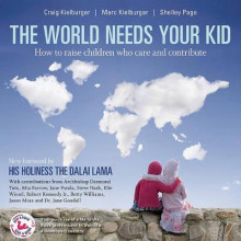 THE World Needs Your Kid av Craig Kielburger (Heftet)
