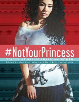 Omslag - #NotYourPrincess