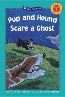 Pup and Hound Scare a Ghost av Susan Hood (Heftet)