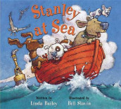 Stanley at Sea av Linda Bailey (Innbundet)