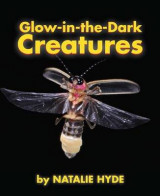 Omslag - Glow-in-the-Dark Creatures