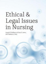 Omslag - Ethical and Legal Issues in Nursing