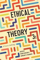 Omslag - Ethical Theory