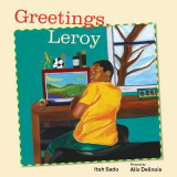 Omslag - Greetings, Leroy