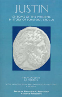 Epitome of the Philippic History of Pompeius Trogus av Justin (Heftet)