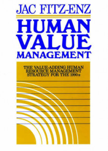 Human Value Management av Jac Fitz-enz (Innbundet)
