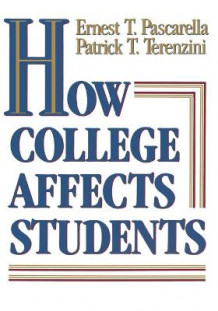 How College Affects Students av Ernest T. Pasacarella (Heftet)