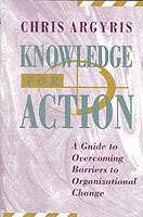 Knowledge for Action av Chris Argyris (Innbundet)