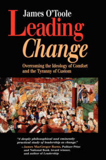 Leading Change av James O'Toole (Innbundet)