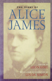 The Diary of Alice James av Alice James (Innbundet)