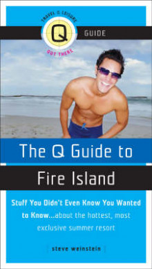 The Q Guide to Fire Island av Steve Weinstein (Heftet)