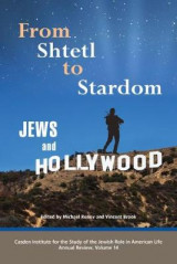 Omslag - From Shtetl to Stardom