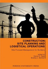 Omslag - Construction Site Planning and Logistical Operations