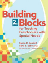 Omslag - Building Blocks for Teaching Preschoolers with Special Needs