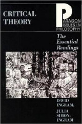Omslag - Critical Theory