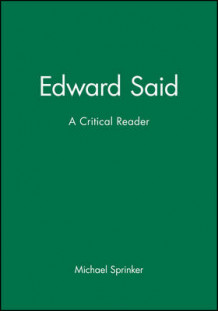 Edward Said (Heftet)