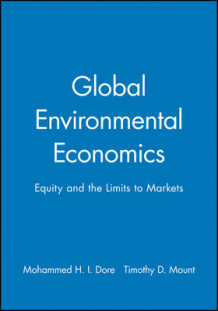 Global Environmental Economics (Innbundet)