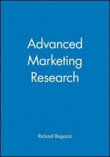 Advanced Marketing Research (Heftet)