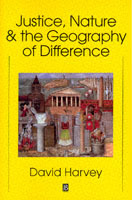Justice, Nature and the Geography of Difference av David Harvey (Heftet)