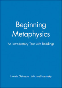 Beginning Metaphysics (Innbundet)