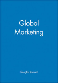 Global Marketing av Douglas Lamont (Heftet)