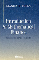Omslag - Introduction to Mathematical Finance
