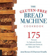 Omslag - The Gluten-Free Bread Machine Cookbook